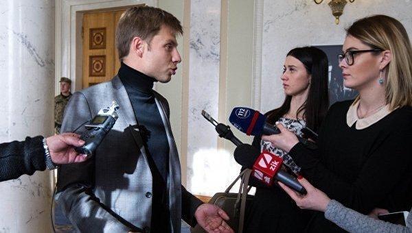 Похищение Гончаренко оказалось постановкой СБУ