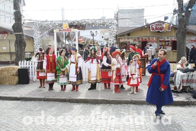 Одесская Масленица: мнение гостей города (ФОТО; ВИДЕО)