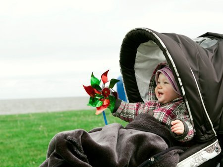 Универсальная коляска для вашего малыша