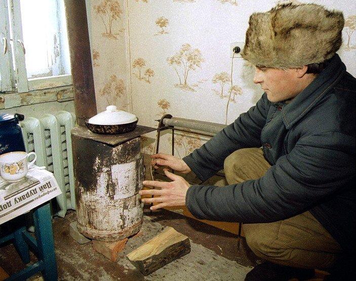 Одесса на дровах: как одесситы отапливали свои дома 100 лет назад?