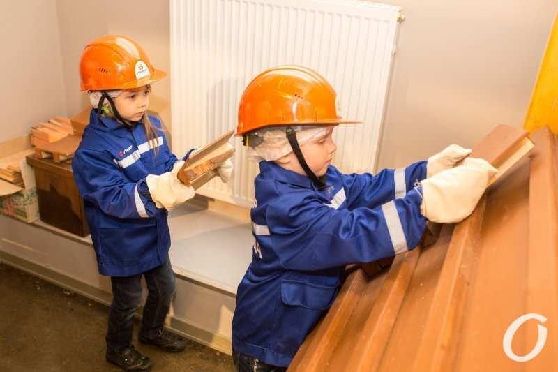Как выбрать профессию в детском саду и в школе?