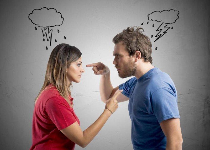 Семь правил семейной ссоры