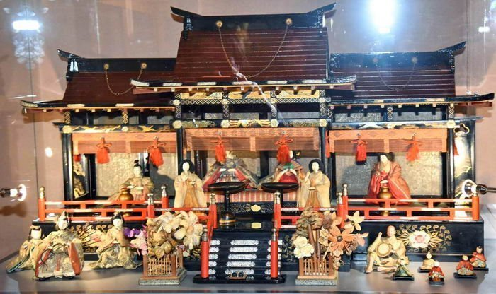В Одессе появился японский императорский дворец