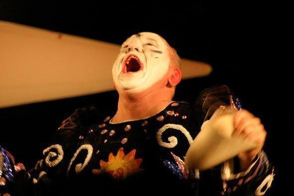 В Одессу приедет легендарный клоун