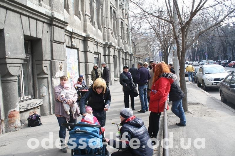Переселенцев из зоны АТО, проживающих в Одессе, хотят лишить электричества