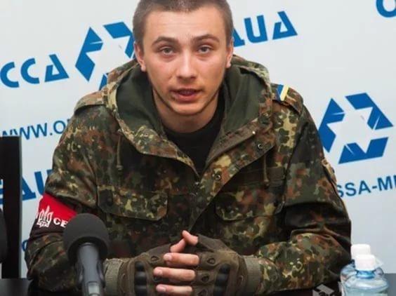 В Одессе напали на бывшего лидера «Правого сектора»