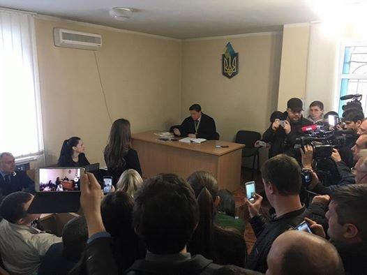 Суд по делу Марушевской: обвинение разваливается на глазах