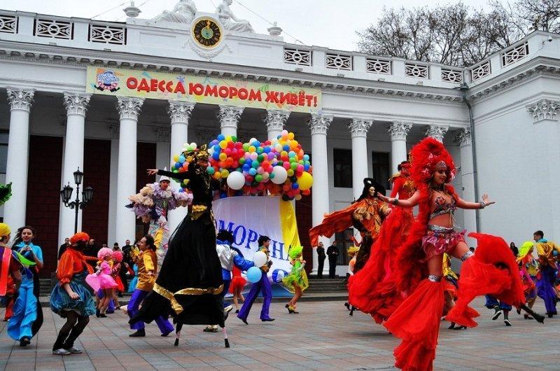 Сколько стоит снять жилье в Одессе на «Юморину»