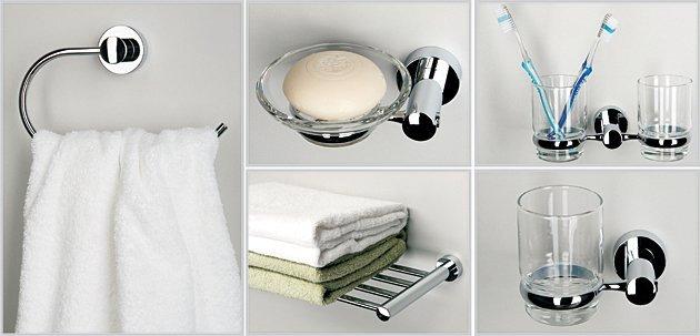 Сантехника и аксессуары для ванных комнат и кухонь