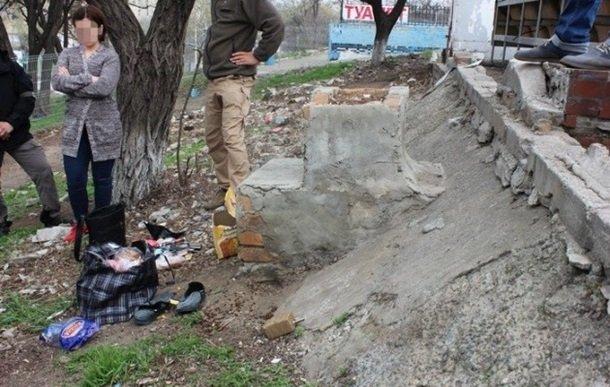 В Одессе задержали женщину-террористку (ФОТО, ВИДЕО)