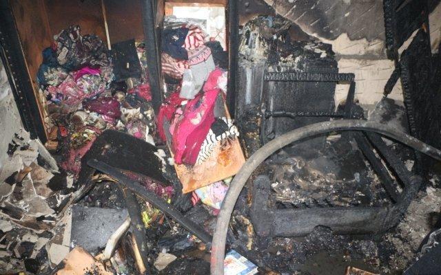 Одесские пожарные не дали пожилой женщине на Котовского задохнуться дымом