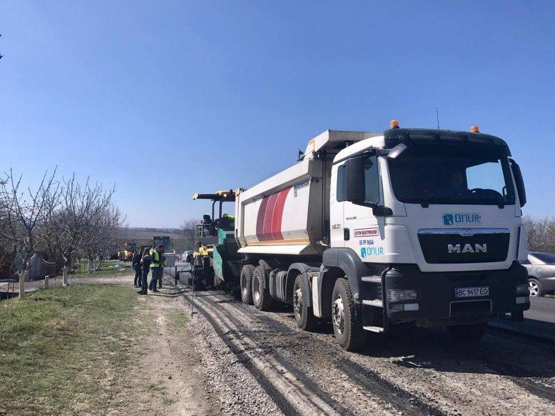 Из Одессы будет брать начало современный автобан в Польшу (ФОТО)
