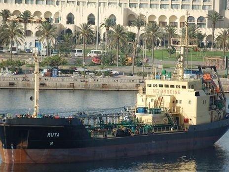 Одесским морякам пришлось вести бой с военными Ливии