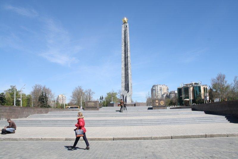 Где в Одессе можно увидеть Звезду Героя?