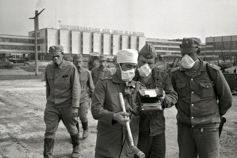 Эхо Чернобыля: годовщине аварии на Чернобыльской АЭС посвящается