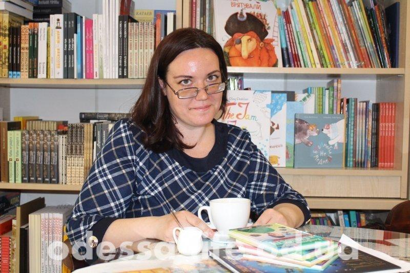 «Библиотечные идейки» одесских хранителей книг (ФОТО; ВИДЕО)