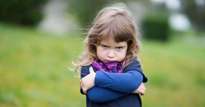 Как реагировать на детские обиды?