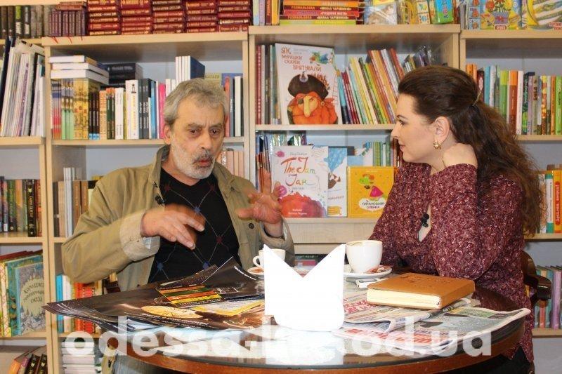 Нестандартные спектакли для взрослых в Одесском театре кукол (ФОТО; ВИДЕО)