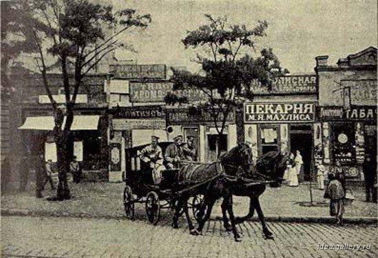 Одесские истории: чем и как торговали в позапрошлом веке? (видео)