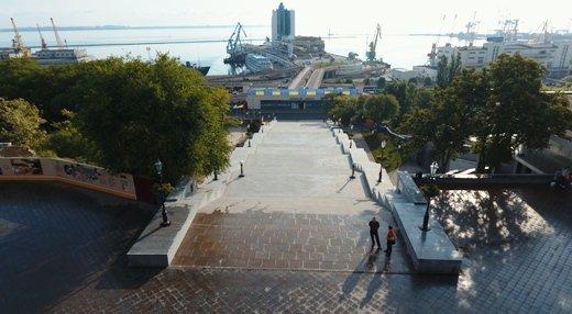Страсти вокруг Потемкинской: что говорят о реставрации главной лестницы Одессы