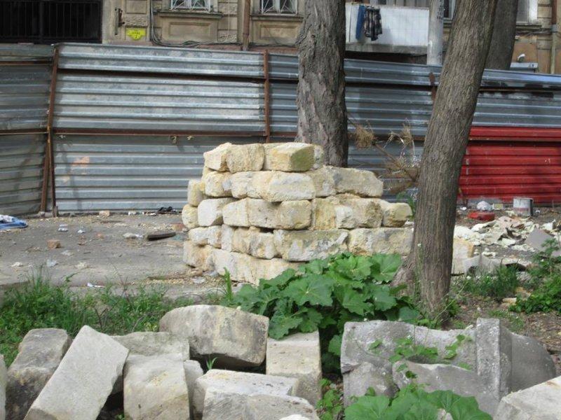 От исторической Одессы скоро не останется камня на камне (ФОТО, ВИДЕО)
