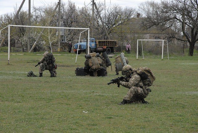 Обезвреживать террористов в Черноморске и Рени начнут с понедельника