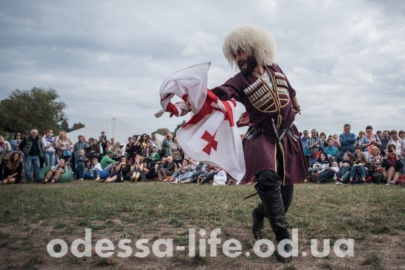 Ко Дню независимости Грузии в Одессе пройдет большой праздник