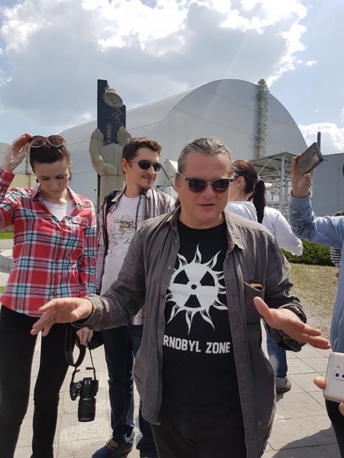 зона Чернобыль