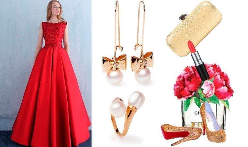 Модный тренд: выбираем украшения под вечерний образ