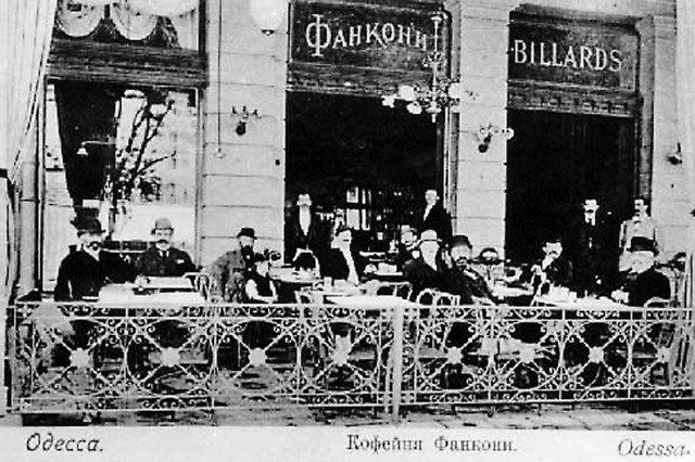 Одесские истории: чем славились кафе Либмана и Фанкони (видео)