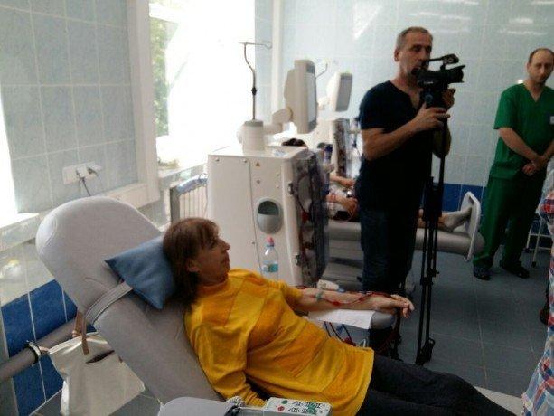 Главу Одесской области возмутила стоимость материалов для гемодиализа (ФОТО, ВИДЕО)