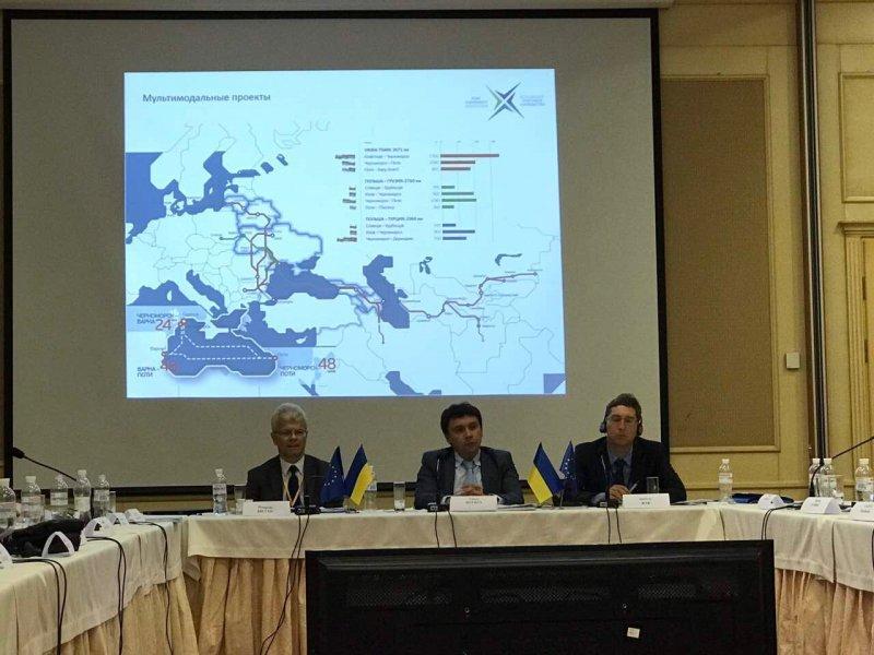 Одесскую область планируют превратить в основной транспортный узел юга Украины
