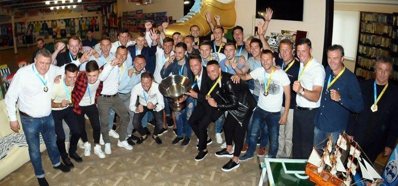 Футбольная «Жемчужина» из Одессы блеснула крупным достижением (ФОТО)