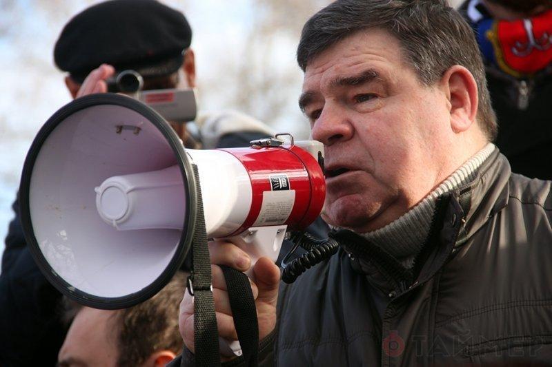 Умер журналист и политик Григорий Кваснюк