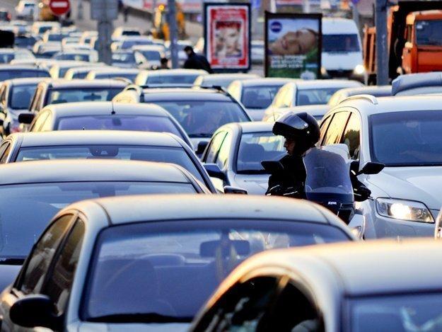 Что происходит на дорогах Одессы?