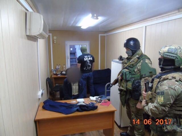 Шпион выйди вон: в Одесской области задержали организатора агентурной сети (ФОТО)