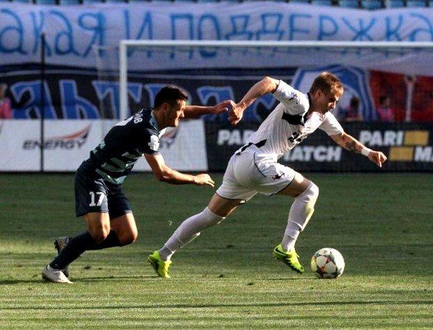 «Черноморец» в периоде полураспада: из клуба продолжают уходить игроки