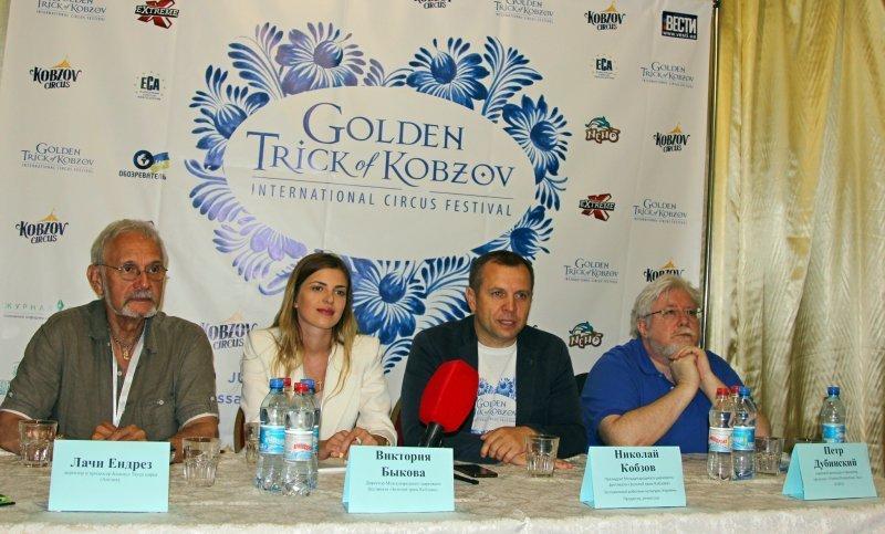 Николай Кобзов: фестиваль «Золотой трюк Кобзова» посетят десятки тысяч зрителей