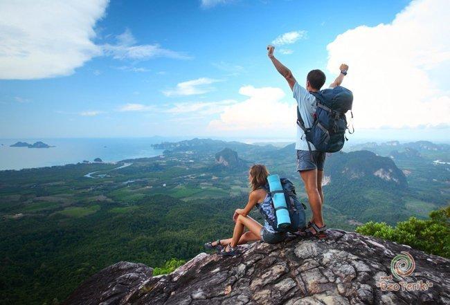 Каким должен быть удобный рюкзак для любителей путешествий