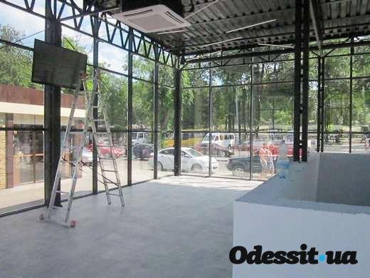 Новая автостанция в Одессе почти готова: горожане опробовали сервис (ФОТО)