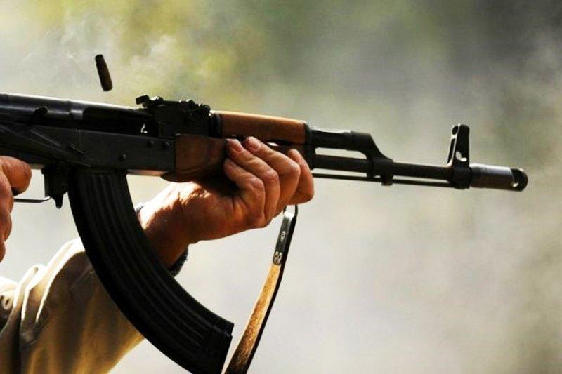 В Киевском районе стреляли (ФОТО)