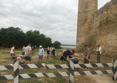 Что ищут историки и археологи на территории Аккерманской крепости? (ФОТО)