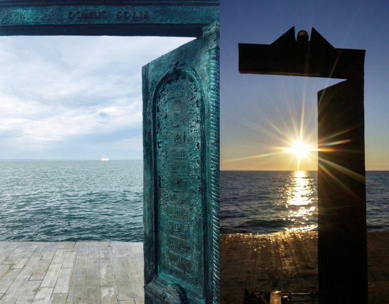 Дверь на Солнце откроется во вторник (ФОТО)
