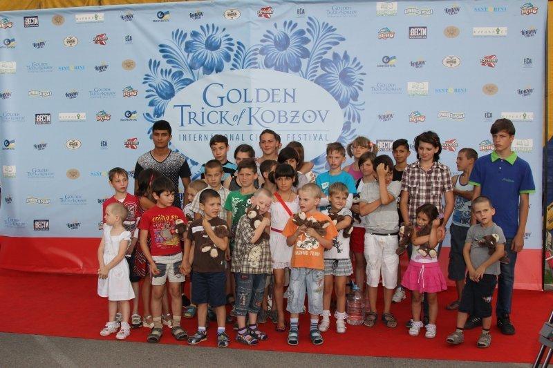 Фестиваль «Золотой трюк Кобзова»: финалисты подарили Одессе незабываемый праздник (ФОТО)