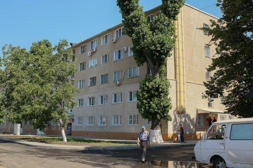 На Ленпоселке открыли современное медучреждение (ФОТО)