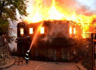Хаос, паника и тепловой удар: последствия грандиозного пожара на Ланжероне (ФОТО, ВИДЕО)