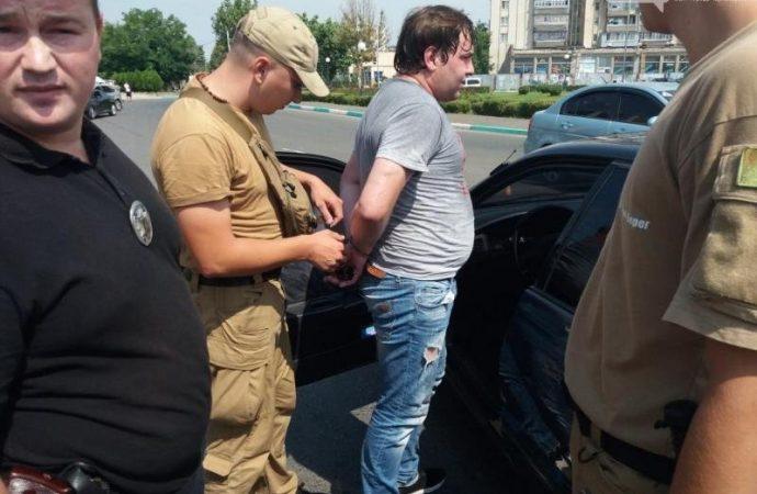 Ребёнка сбили на переходе в Одесской области (ФОТО, ВИДЕО)