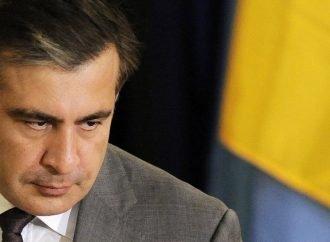 Бывшего главу Одесской ОГА Михеила Саакашвили выдворяют из Украины