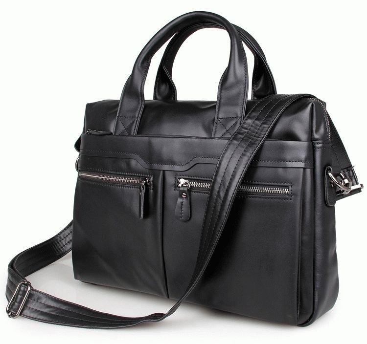 Как выбрать мужской кожаный портфель