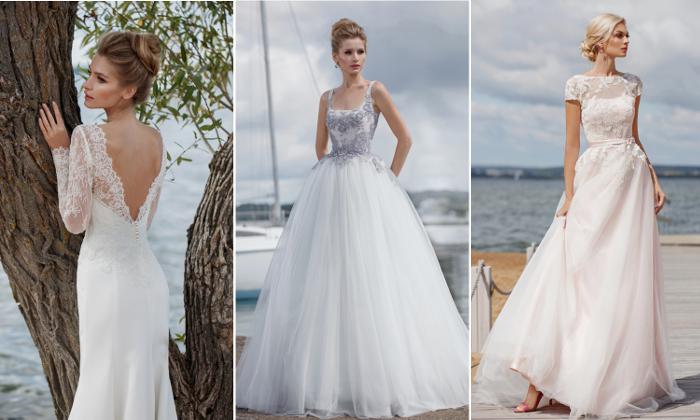 Свадебные платья. Мода нового сезона и главные тенденции